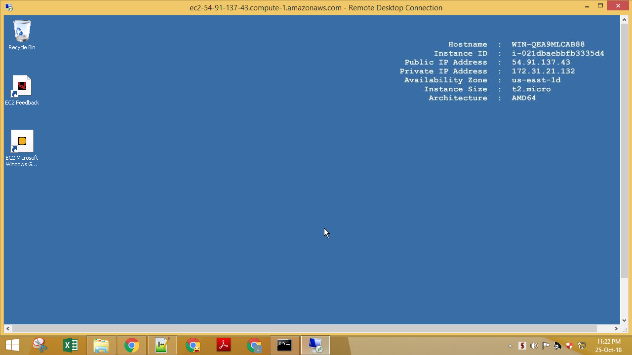 Login to Windows-based EC2 instance via RDP   A Cloud Xpert